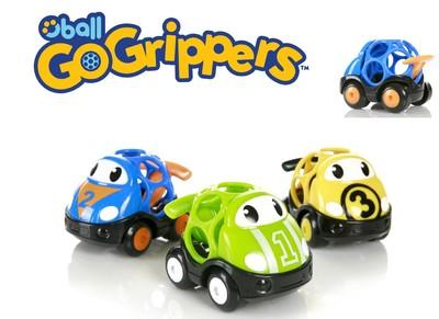 ゴーグリッパーズ・レースカーセット